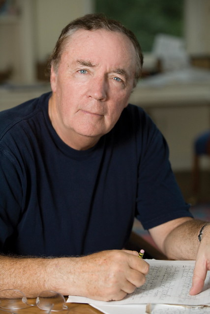 Author James Patterson