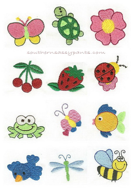 Mini embroidery designs flickr photo sharing