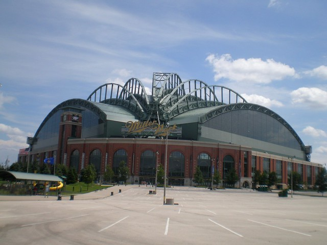Miller Park, Milwaukee, Wisconsin | Flickr - Photo Sharing!