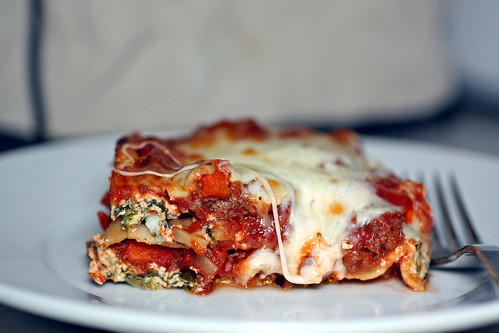 lasagna | by Madison Bistro