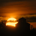 nuovo tramonto al santuario !!