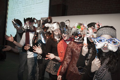 masks01182011_69 | by eyebeam