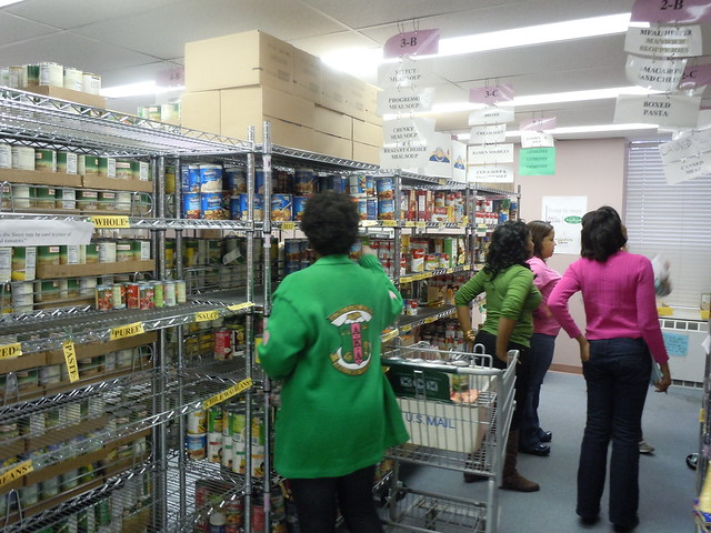 Church Food Pantry In Chattanooga Tn