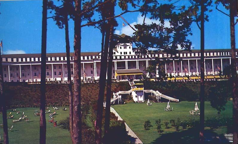 Grand Hotel Mackinac Island Room Rates
