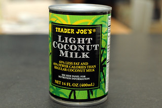 light coconut milk | by sassyradish