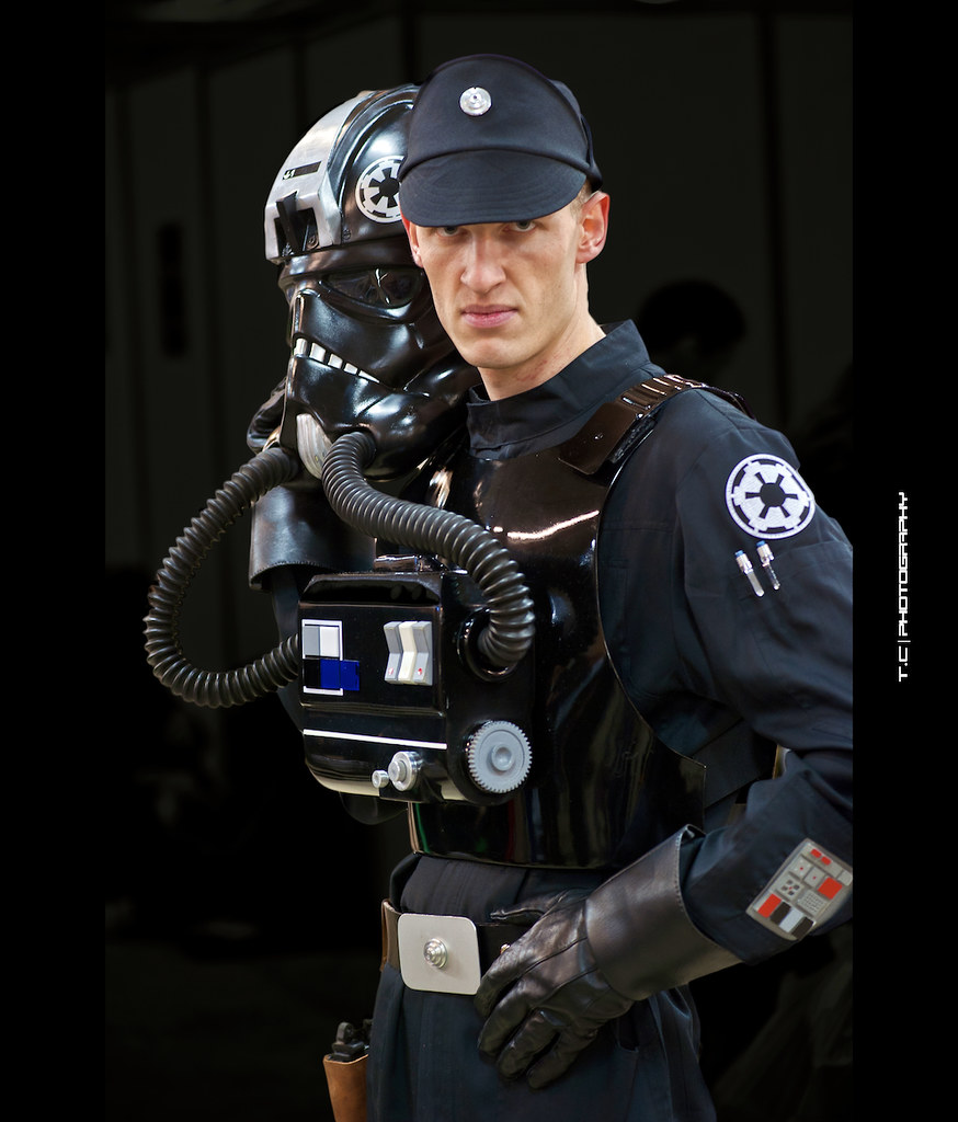 Tie Fighter Pilot Costume Tie Fighter Pilot | by