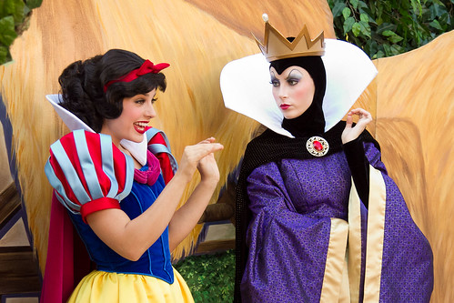 Snow Queen Characters Snow White Evil Queen