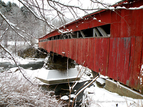 Taftsville Covered Bridge | by Megan from Linn Acres Farm