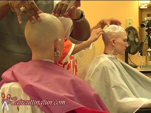 thfhe_women_bald_headshave_bob_haircut_17 | Flickr - Photo