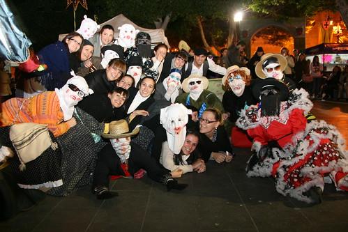 Resultado de imagen de Agüimes celebra el carnaval antiguo en la plaza del Rosario