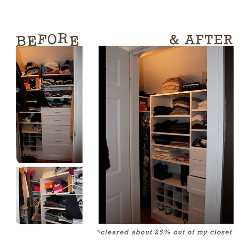 Project_Simplify_Wardrobe_Before&After | by lilys_mama