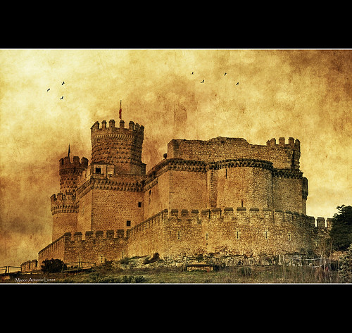 Castillo de Manzanares el Real - (Serie) Castle of Manzanares el Real | by Marco Antonio Losas