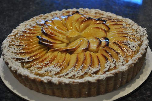 French Apple Tart | by Sjadad