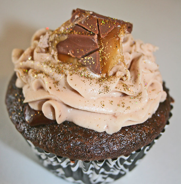 Out of This World Milky Way Cupcakes | Flickr - Photo Sharing!