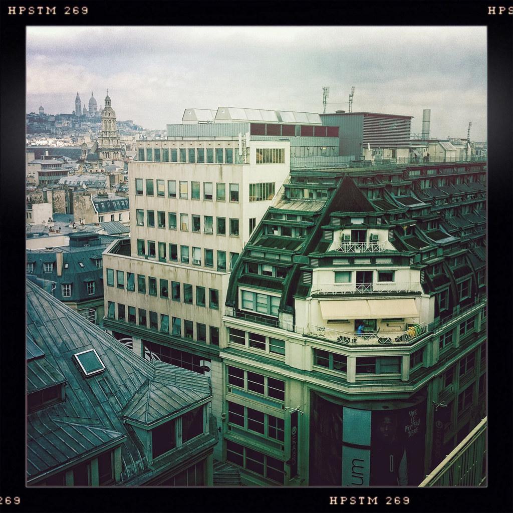 montmartre de la terrasse du printemps paris paris l 39 i annie mall gol flickr. Black Bedroom Furniture Sets. Home Design Ideas