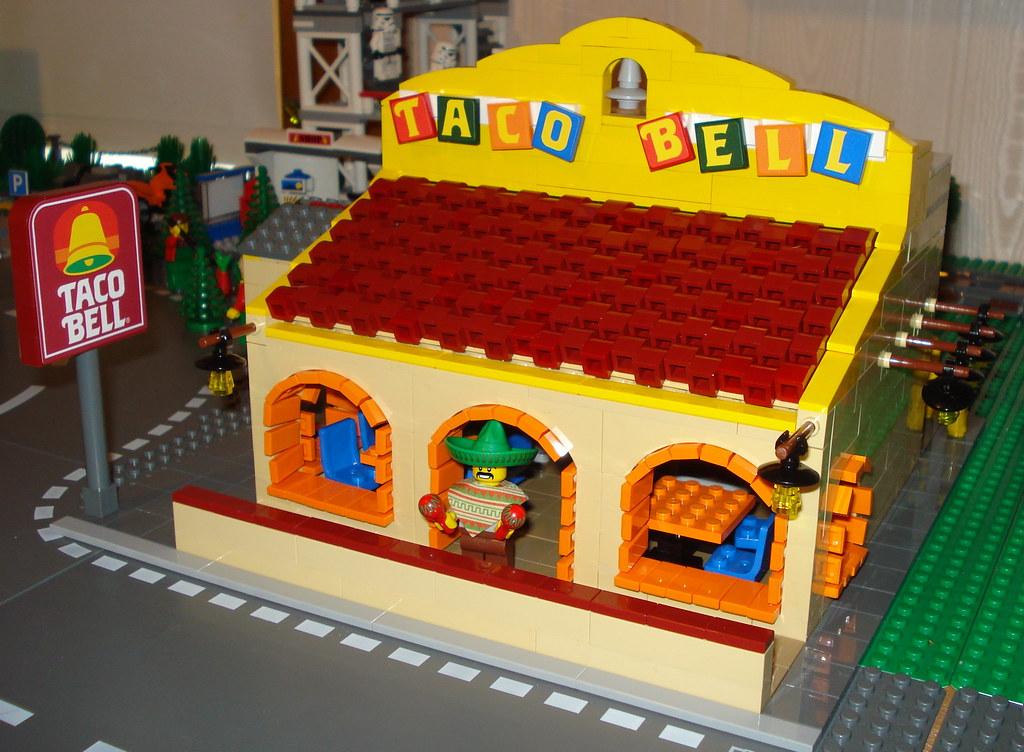 Lego Fast Food