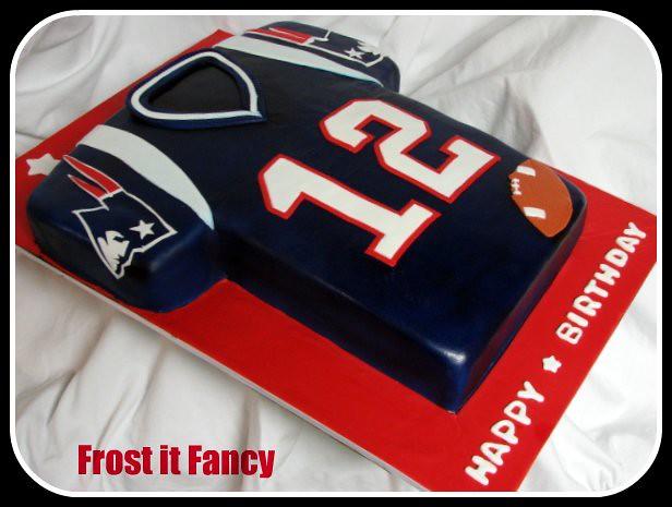 Patriots Birthday Sheet Cakes