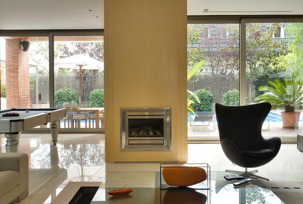 Living Room House To Buy In Barcelona Spain Lucas Fox Barcelona Ibiza Mallorca Flickr