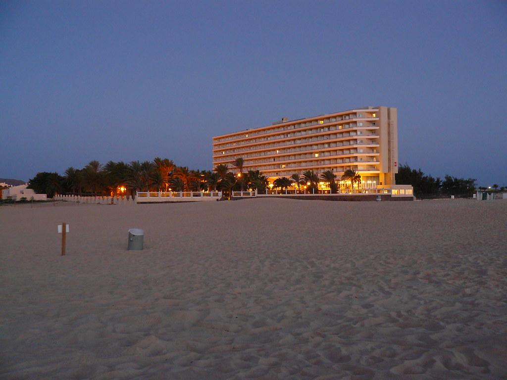 Riu oliva beach hotel corralejo fuerteventura taken at for Riu oliva beach fuerteventura