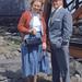 My Parents in 1953