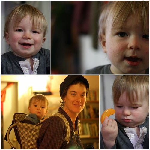 Toby 15 months Jan 2011 collage 2 | by Food Librarian