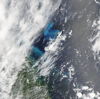 Sediment over the Great Barrier Reef | by NASA Goddard Photo and Video