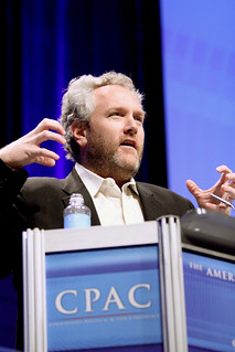 Andrew Breitbart | by Gage Skidmore