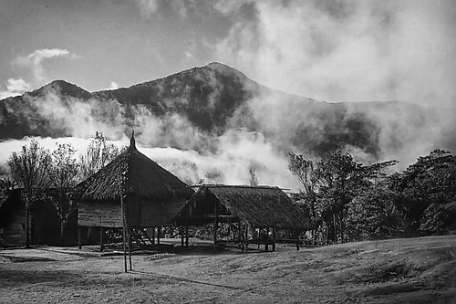 Morning mist - Isurava village. | by Leigh Nelson