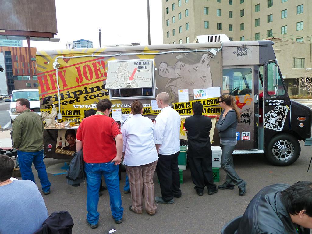 Hey Joe Food Truck