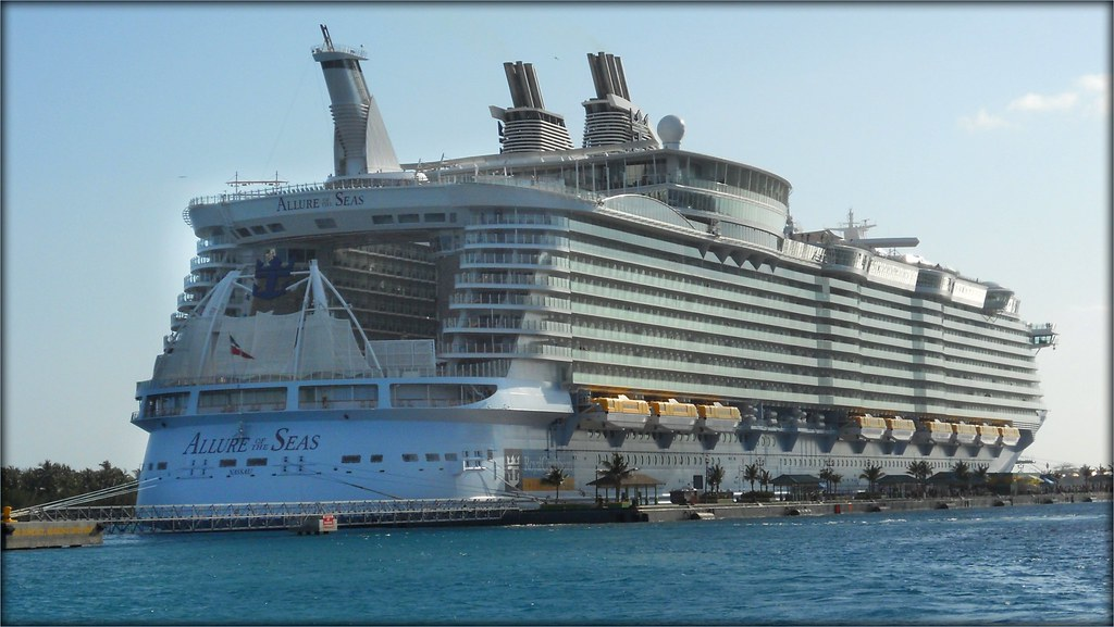 Allure of the seas allure of the seas nassau bahamas roya flickr - The allure of the modular home ...