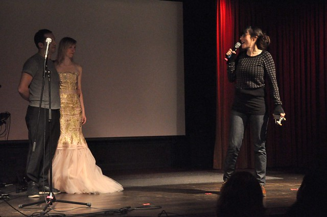 Best Female Stand-Up Comedian Andrea Rosen, Ecny Awards -8635