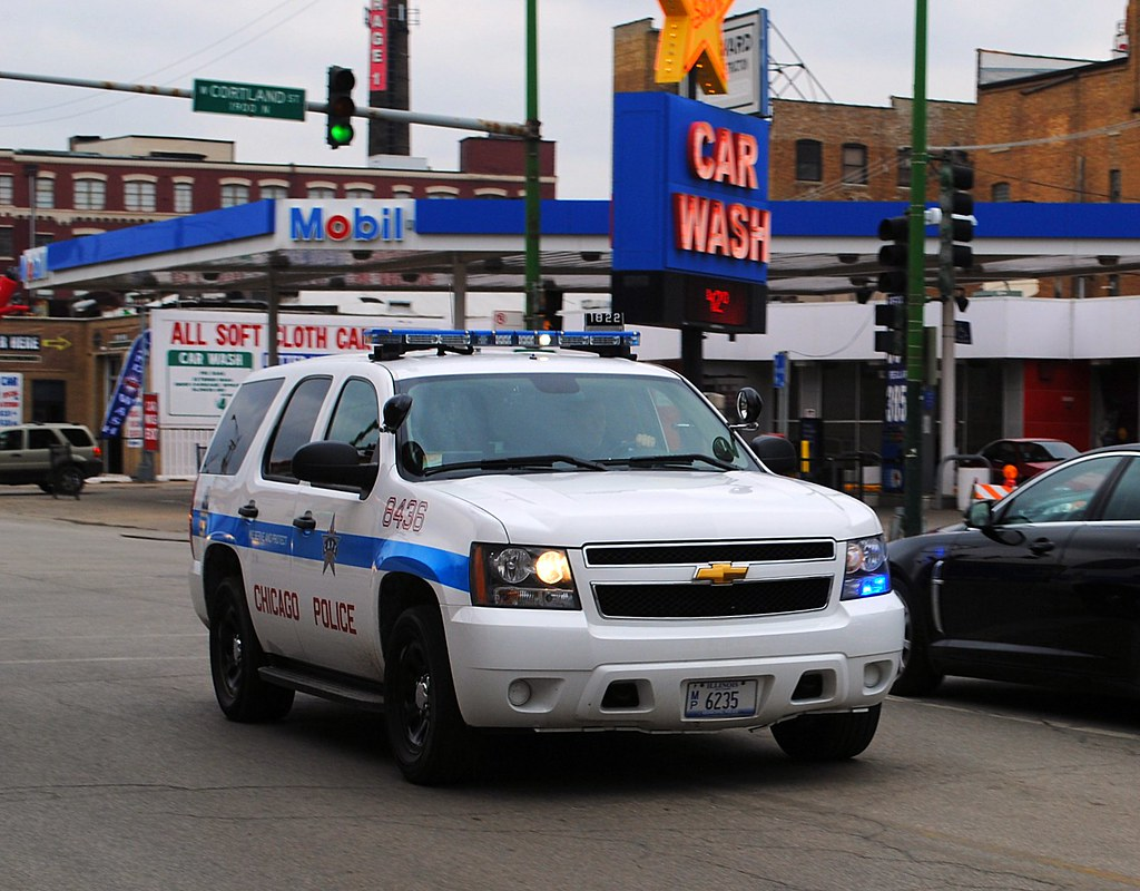 South Chicago Dodge >> Chicago Police Dept. | Heading south on Elston Ave. just sou… | Flickr