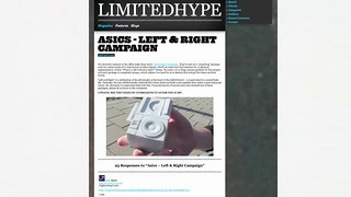 ASIC Left/Right Blogger Outreach on Vimeo by Dan Goransson | by Freedom Of Creation