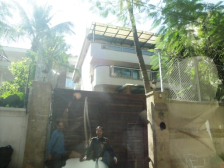 Ajay Devgan house in