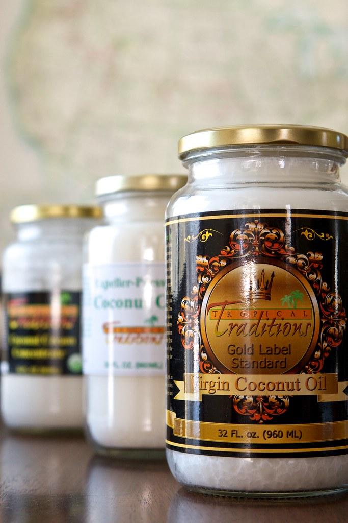 Extra Virgin Coconut Oil Natural Black Hair