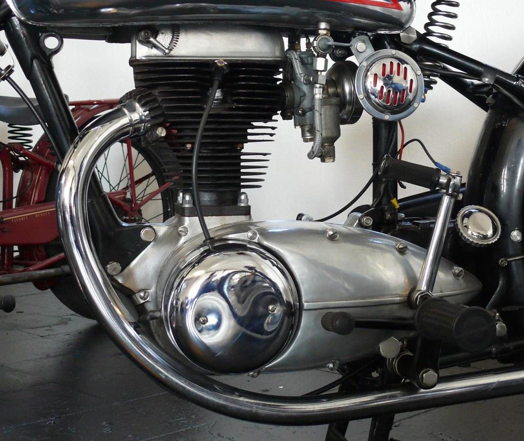 horex regina 350 1951 engine stkone flickr. Black Bedroom Furniture Sets. Home Design Ideas