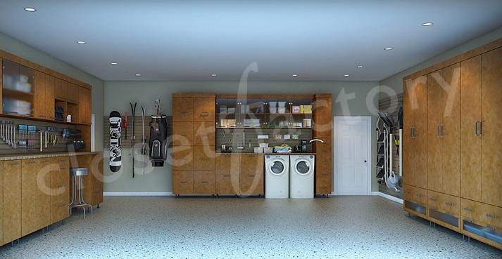 closet factory garage cabinets www ForCloset World Garage