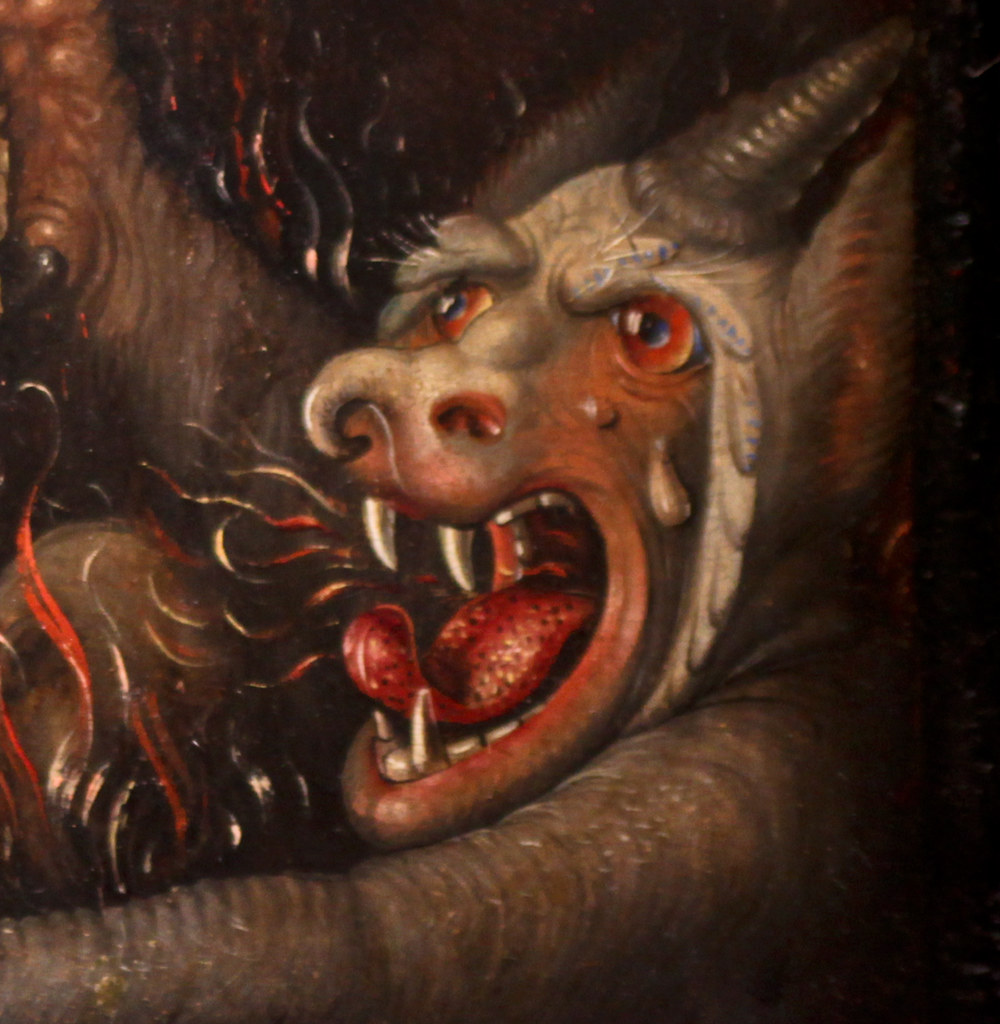 Famous Paintings Of Hell