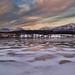 Gartmorn Dam Ice