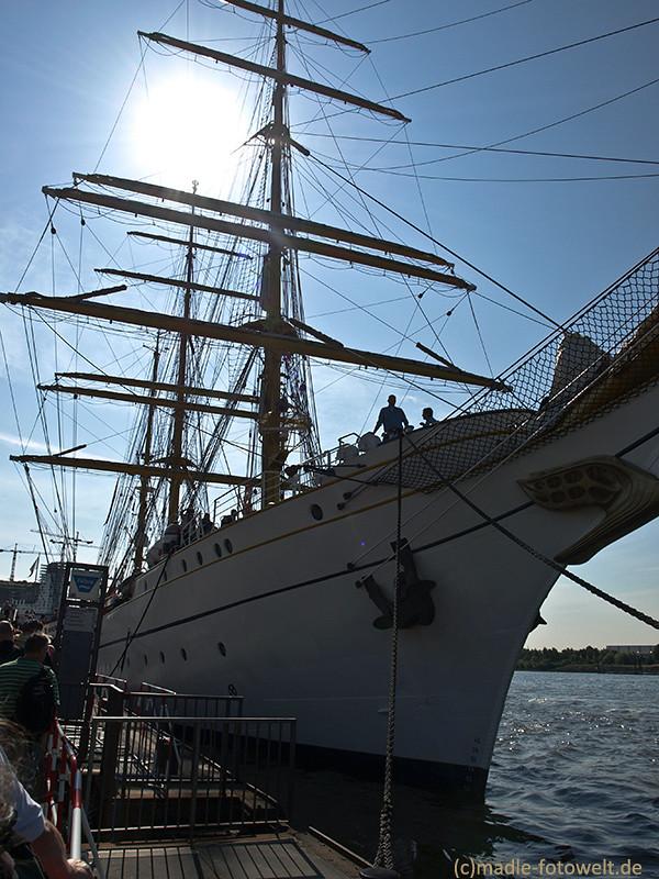 Hamburg Harbour Boat Tour English