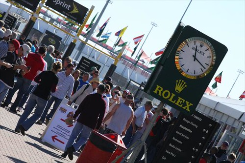 The clocks are counting down to the start | by IndyCar Series