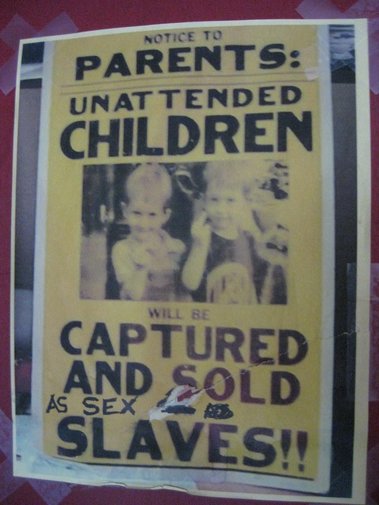 Sex Slaves Poster