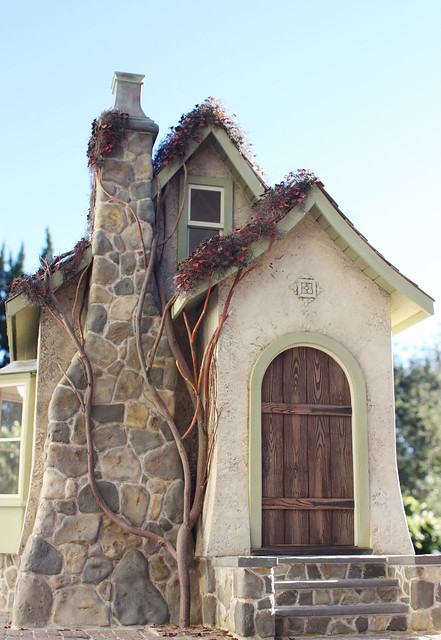 1 12th Scale Miniature Storybook Cottage Flickr Photo
