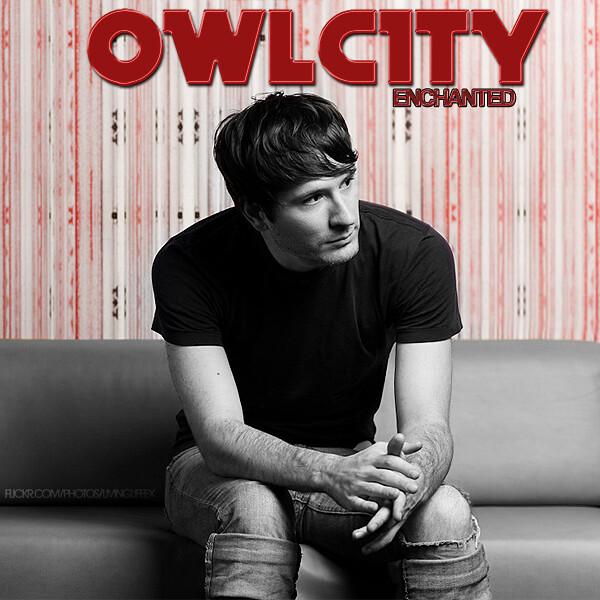 Owl city enchanted owlcitymusic com vday i think this i