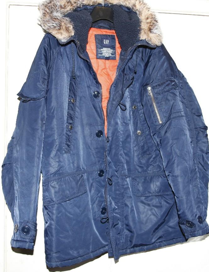 Nylon Jacket Mens
