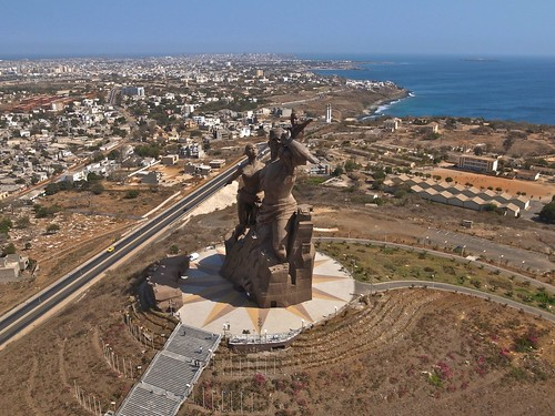 African Renaissance Monument | by Jeff Attaway