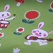The bunny band detail
