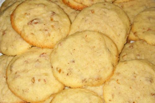 Gluten Free Maple Pecan Coconut Shortbread Cookies Recipe | by Coconut ...