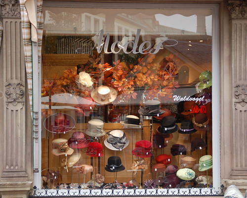 modes hat shop window colmar flickr photo