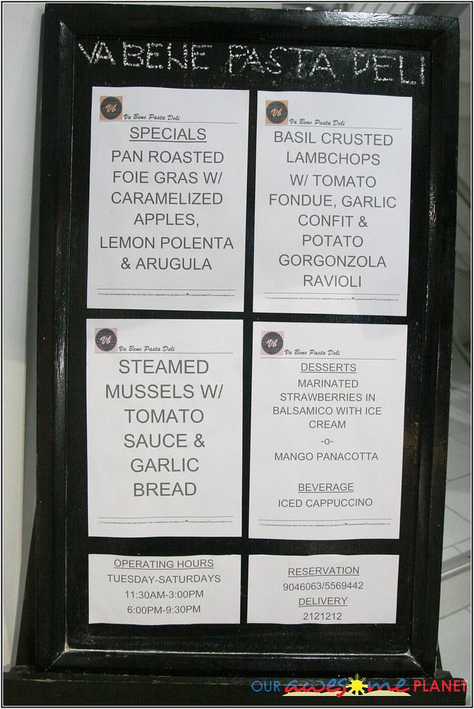 Va Bene Italian Restaurant Windsor